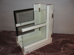Gerébtokos műemléki ablak metszet 06